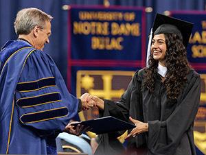 2013 Graduate School Commencement