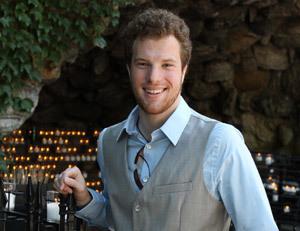 Student Body President Alex Coccia