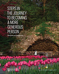 """Steps on the Journey to Becoming a More Generous Person"""