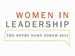 2013-14 Notre Dame Forum