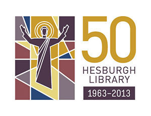Hesburgh Library 50th anniversary