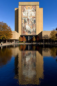 """Word of Life"" mural (aka ""Touchdown Jesus"")"