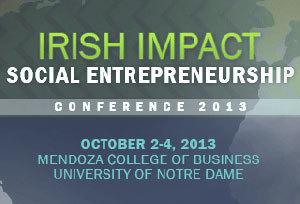 Irish Impact Social Entrepreneurship Conference