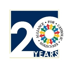ACE 20th anniversary logo