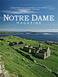 Notre Dame Magazine Autumn 2012