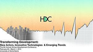 Human Development Conference 2014