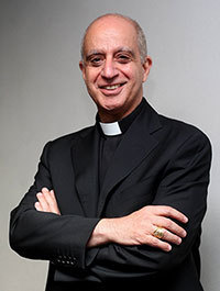 Archbishop Salvatore Fisichella