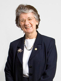 Rita Colwell (photo courtesy of Rita Colwell)