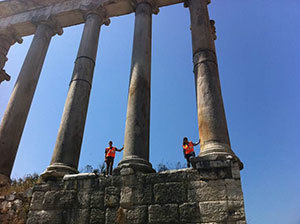DHARMA in Rome