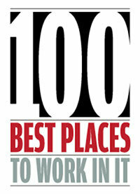 100 Best Places to Work in IT