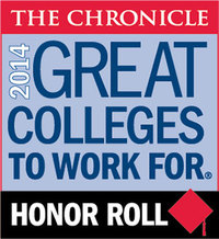 Great Colleges to Work For 2014