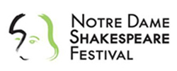 ND Shakespeare Festival logo