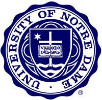 Notre Dame Blue Seal