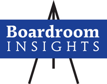 Boardroom Insights Lecture