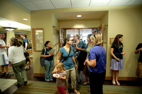 Geddes Hall Open House