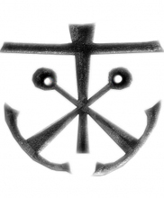 Cross and Anchors
