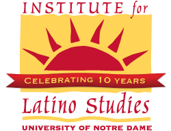 Institute for Latino Studies logo