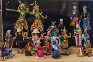 Crèches From Around the World - Thailand