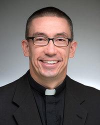 Rev. Pete McCormick, C.S.C.