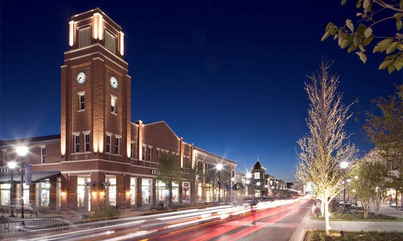 David M. Schwarz Architects - Firewheel Town Center