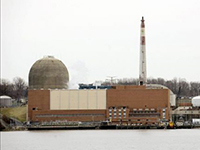 Hudson River nuclear power plant