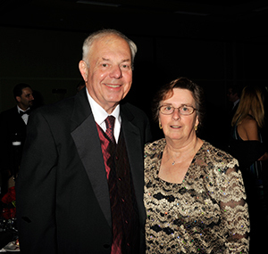 Rudy and Jane Navari