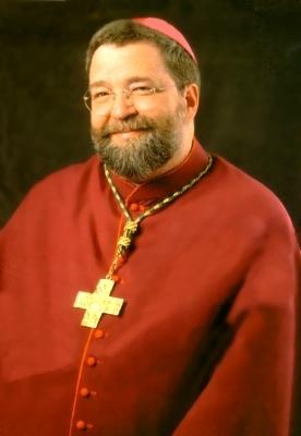 Most Rev. Daniel R. Jenky, C.S.C.