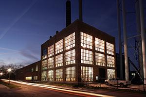Notre Dame Power Plant