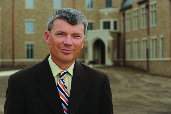 Doug Marsh, University Architect