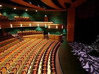 Decio Theatre, DeBartolo Performing Arts Center
