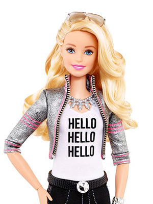 """Hello Barbie"" ((c) Mattel)"