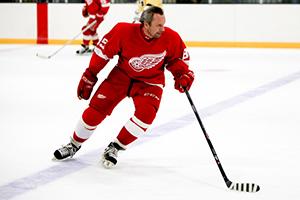 NHL player Petr Klíma
