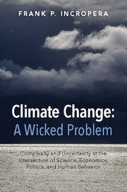 """Climate Change: A Wicked Problem"""