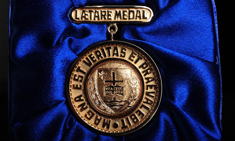 Laetare Medal
