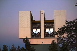 LBT (Large Binocular Telescope)