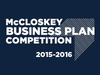 16th annual McCloskey Business Plan Competition