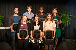30th Annual Student Leadership Awards Banquet