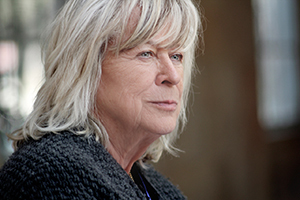 Film director Margarethe von Trotta. Copyright by Manfred Breuersbrock.