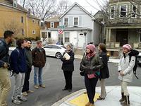 School of Architecture students in Boston