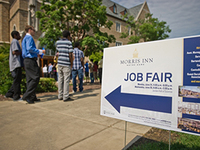 Morris Inn Job Fair