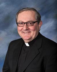 Rev. John Ryan, C.S.C.