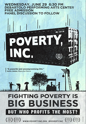 """Poverty, Inc."""