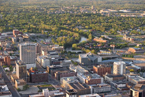 University of Notre Dame and South Bend
