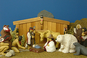 International Crèche Exhibit