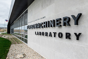 Notre Dame Turbomachinery Laboratory