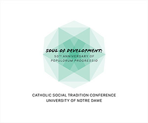 Catholic social tradition conference