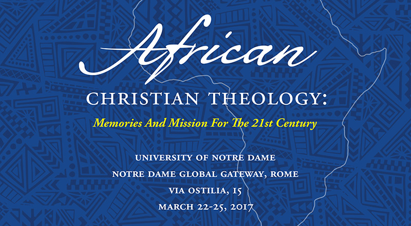 African Christian Theology: Memories and Mission for the 21st Century