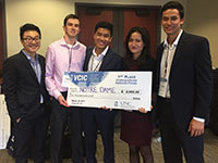 2017 Undergraduate Venture Capital Investing Competition