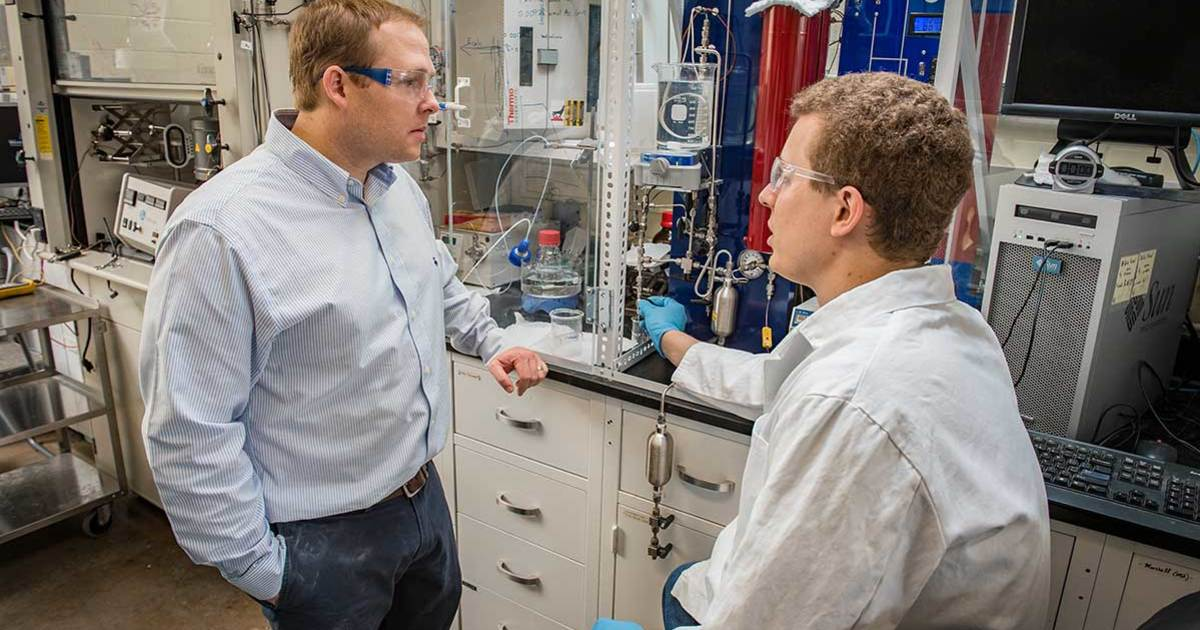 engineering research center  focus  challenges  upgrading shale gas news notre