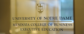 Mendoza Executive Education